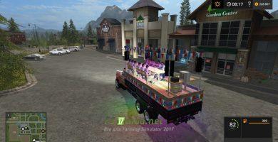 DODGE D700 Partywagen