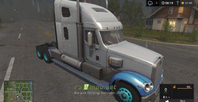 Тягач Freightliner Coronado