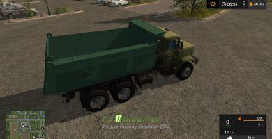 Мод на КРАЗ 6510