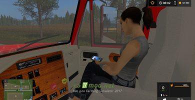 Мод на Lonestar для игры Farming Simulator 2017