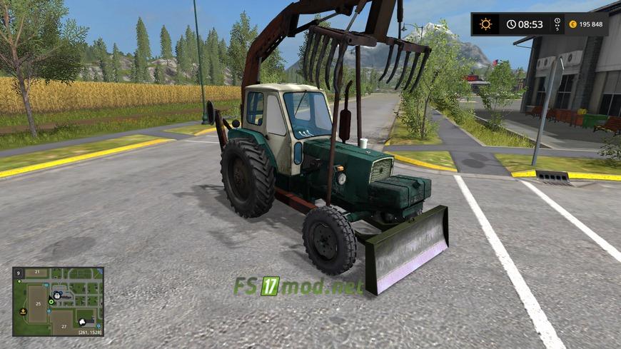 мод стройматериалы для farming simulator 2017