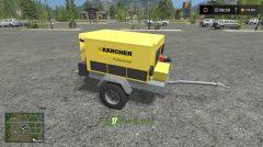 Мод на Kaercher Mobile HPW