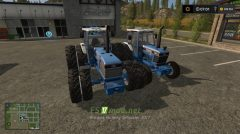 Мод на трактора Ford Tw Pack для игры Фарминг Симулятор 2017