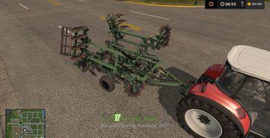 УДА 4.5 с трактором