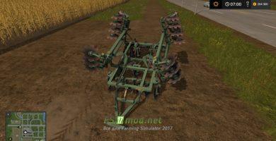 Мод на УДА 4.5 для игры Симулятор Фермера 2017