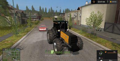 Мод на трактор Valtra BH 180