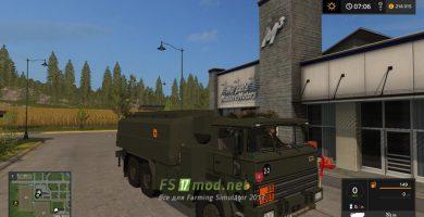 Magirus-Deutz 320 D 26 Road Tank Trucks