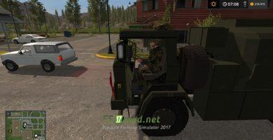 Мод Magirus-Deutz 320 D 26 Road Tank Trucks для игры Фермер Симулятор 2017