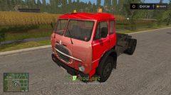 Мод на тягач Fiat 690 N4 для игры Фарминг Симулятор 2017