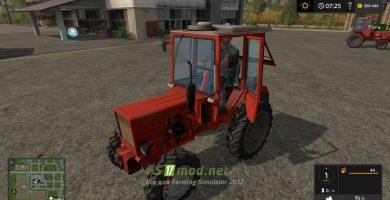 Мод на трактор Т-30 И Т-25 для игры Фермер Симулятор 2017