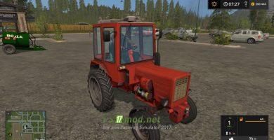 Мод на трактор Т-30 И Т-25