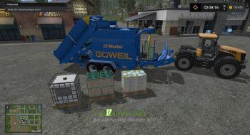 Goweil G1 F125