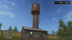 Мод на Водонапорную башню