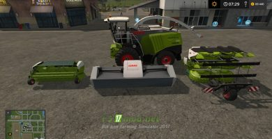 Claas Jaguar 900 Series