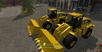 Caterpillar 980 25000L