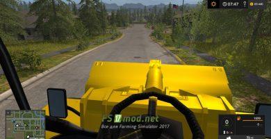 Caterpillar 980 25000L вид с кузова