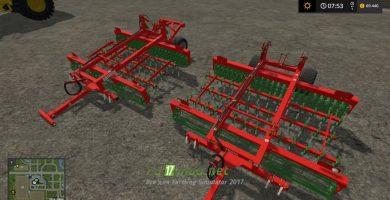 Мод на Unia Mars 4M для игры Фермер Симулятор 2017