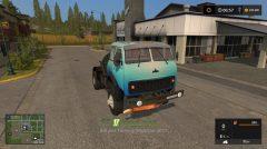 Мод на МАЗ-509 Вездеход для игры Farming Simulator 2017