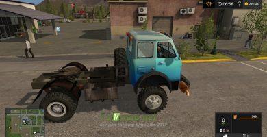 МАЗ-509 Вездеход