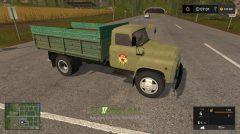 ГАЗ 53 для игры