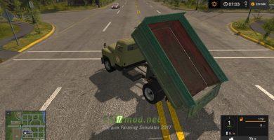 Мод на ГАЗ 53 для игры