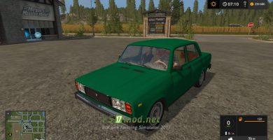 Мод на автомобиль ВАЗ 2105 «Жигули»
