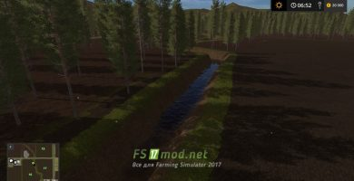 Мод на карту Michigan Map для Farming Simulator 2017