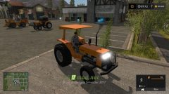 Мод Valtra Valmet 88 для Farming Simulator 2017