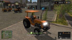 Мод Valtra Valmet 88 для Farming Simulator 2017