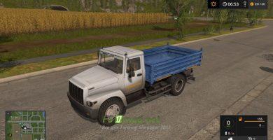 Мод ГАЗ-САЗ-35071