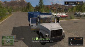 Мод ГАЗ-САЗ-35071 для Farming Simulator 2017