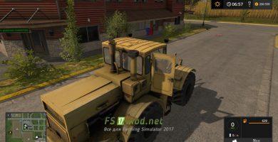 Мод на Кировец K-701P (Externe Modder)
