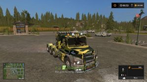 Мод на Scania 112 Forest Multi-Color