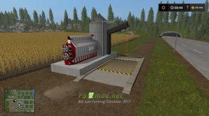 Мод на Multi Interim Storage для Farming Simulator 2017