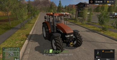 New Holland TМ Series (175/190)