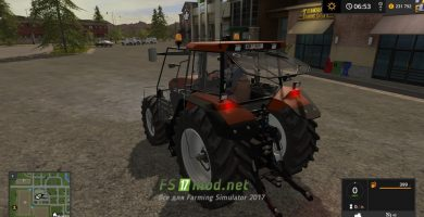 Мод на New Holland TМ Series (175/190)