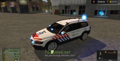 Мод на Volvo Politie