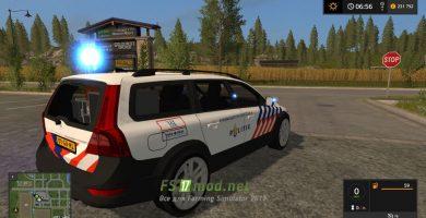 Volvo Politie