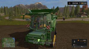 Мод на John Deere 6800 для игры Farming Simulator 2017
