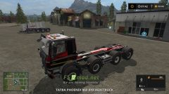 Мод на Tatra Phoenix Agro IT Runner Pack для игры Симулятор Фермера 2017