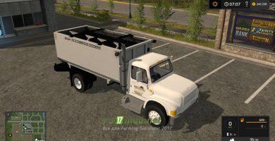 International Feed Truck