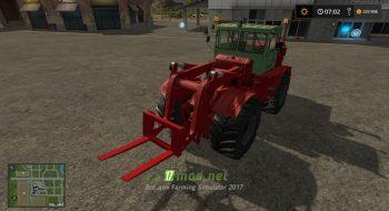 Мод на К710М-ПК-4 для игры Симулятор Фермера 2017