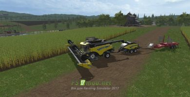 New Holland CR10 90 Pack