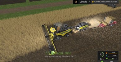 New Holland CR10 90