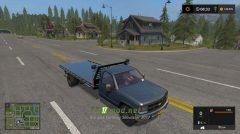 Мод на Chevy K3500 Rollback для игры Фарминг Симулятор 2017