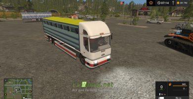 Мод на МАЗ-2000 для игры Farming Simulator 2017