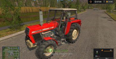 Мод на трактор URSUS 904
