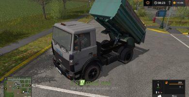 грузовик МАЗ 5551