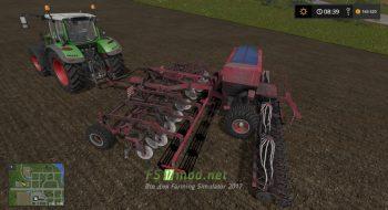 Мод на Лидагропроммаш АПП-6П для игры Farming Simulator 2017