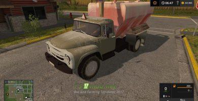 Мод на грузовик ЗИЛ-130 ЗСК